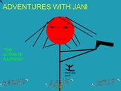 Adventures with Jani - Part 1 - 1.2 Main Menu