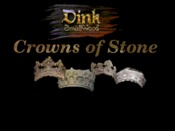 Crowns of Stone - Title Screen