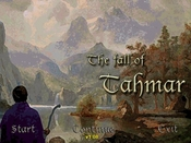Fall of Tahmar (The) - Welcome to Tahmar!