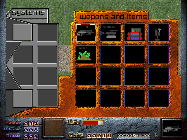 This file adds this inventory screen and other graphics to