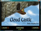 Cloud Castle - CC_Start